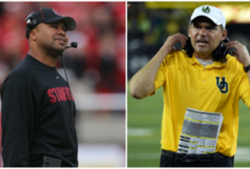 Pac-12 football coaches teleconference: David Shaw, Mark Helfrich preview the Stanford-Oregon game