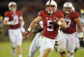 Roundup: McCaffrey joins Heisman race as Stanford makes itself CFP contender