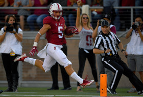 Roundup: McCaffrey goes to work against USC again