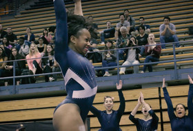 Cal gymnast Toni-Ann Williams is on a journey to represent Jamaica in the Olympics