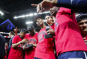 2017 Pac-12 Men's Basketball Tournament: Allonzo Trier named Most Outstanding Player after leading Arizona to title