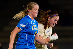 <p>UCLA's Abby Dahlkemper in 2011</p>