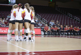<p>USC women's volleyball</p>