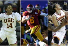 Roundup: 4-year scholarships for USC football and hoops