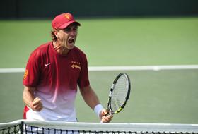 NCAA men's tournament: 3 USC players advance in singles tournament
