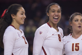 USC women's volleyball completes massive turnaround with No. 1 ranking
