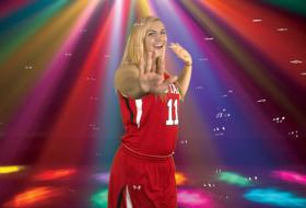 Utah's Taryn Wicijowski rocks the dance floor