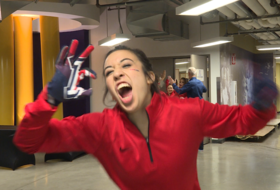 Pac-12 women's gymnasts get fired up for session 1 of 2016 Championship