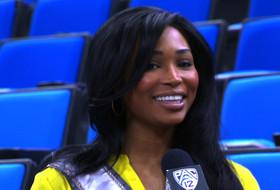 Bruins beauty queen alumna returns to Pauley
