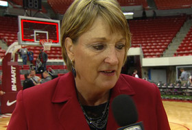 Postgame interview: Washington State's Daugherty: 'Cougs have heart'
