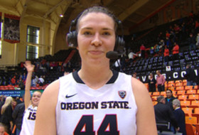 Oregon State's Ruth Hamblin on 10th straight Civil War win: 'Hopefully we play an even better game on Sunday'