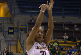 Highlight: Cal's Kristine Anigwe becomes fastest player in school history to reach 1,000 career points