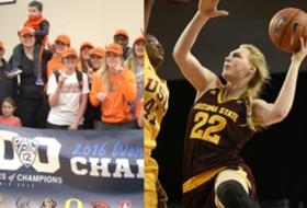 Roundup: Oregon State, Arizona State share regular-season crown