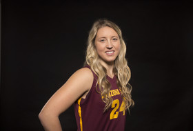 Arizona State relies on internal improvement from Kelsey Moos, others