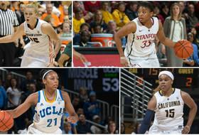 4 Pac-12 women's basketball teams ranked in AP preseason poll
