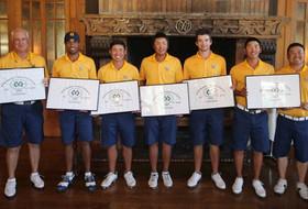Cal Men's Golf: Cal Wins Alister MacKenzie Invitational
