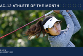 Colorado's Lee named Pac-12 Golfer of the Month