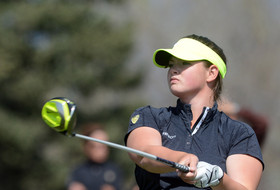 Oregon women's golf Caroline Inglis