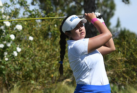 NCAA Women's Golf Championship regionals: UCLA's Lilia Vu, Arizona State at forefront after round one