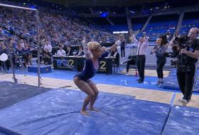 Recap: No. 7 UCLA women's gymnastics knocks off No. 16 Oregon State