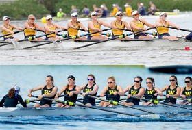 2017 Pac-12 Rowing Championships: Washington, Cal women's teams take center stage in stacked race