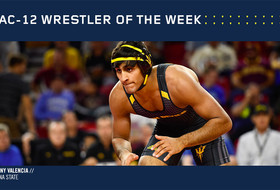 Pac-12 Wrestler of the Week