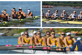 NCAA women's rowing championships: Cal, Stanford each send three boats to finals