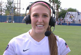 Arizona's Cali Crisler on game-winning goal over Cal: 'It was a good win and send-off to our seniors'