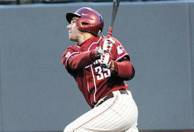 Cameron Frost leads Washington State baseball to 11-1 win over NMSU