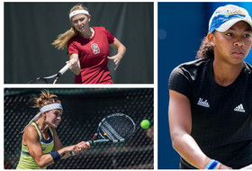 NCAA women's tennis singles championships: Pac-12 sends 15 to 2nd round