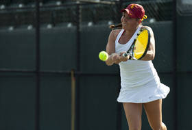 USC women's tennis Giuliana Olmos