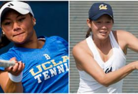 NCAA women's tennis: Cal's Chi, UCLA's Van Nguyen on to quarterfinals