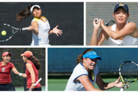 NCAA women's tennis: 6 singles, 2 doubles teams advance to round of 16