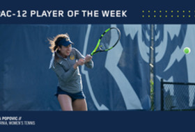 Pac-12 announces the women's tennis player of the week