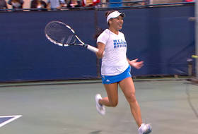 Chanelle Van Nguyen overcomes fatigue to give UCLA women's tennis a rivalry win