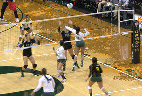 Pac-12 women's volleyball scores for Friday, Sept. 13