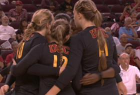Pac-12 women's volleyball scores for Wednesday, Oct. 30