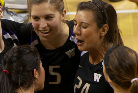 Pac-12 women's volleyball scores for Saturday, Oct. 5