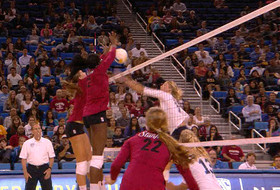 Pac-12 women's volleyball scores for Wednesday, Oct. 2