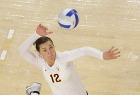 Final week of non-conference action for Pac-12 women's volleyball