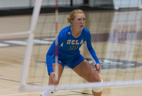 Five top-25 matchups in women's volleyball this week