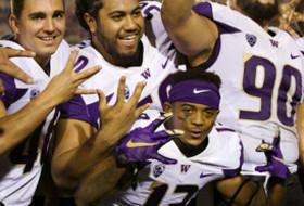Roundup: Washington scores big upset at USC