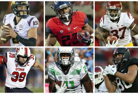 AP top 25: Pac-12 ties SEC for most ranked teams with 6
