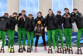 NCAA Cross Country Championships: Oregon women win team title, Cheserek beaten