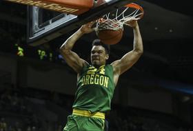 Oregon's Dillon Brooks
