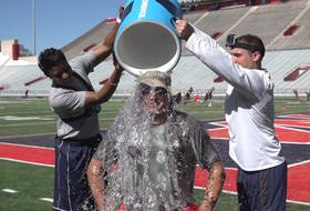 Arizona Cold Water Challenge - Coach Rich Rodriguez