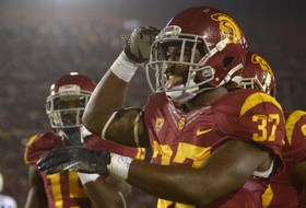 Roundup: Orgeron, USC get it done