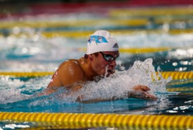 Pac-12 Takes Lead at USA College Challenge: Recap courtesy of USA Swimming