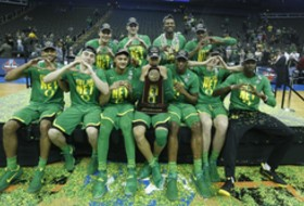 Pac-12's Oregon Ducks soaring into Phoenix for NCAA Final Four
