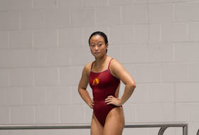 USC's Ishimatsu named Women's Swimming and Diving Scholar-Athlete of the Year